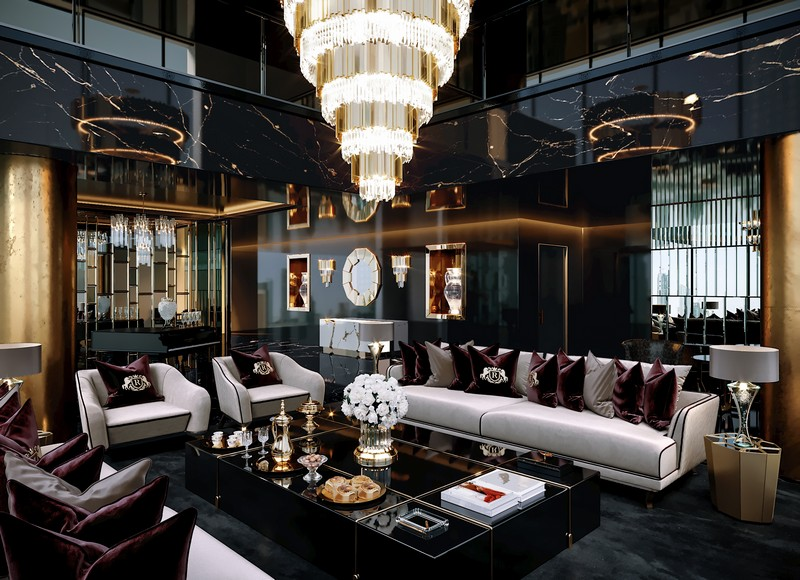 Luxury Interior Design Project By Celia Sawyer Coveted Magazine