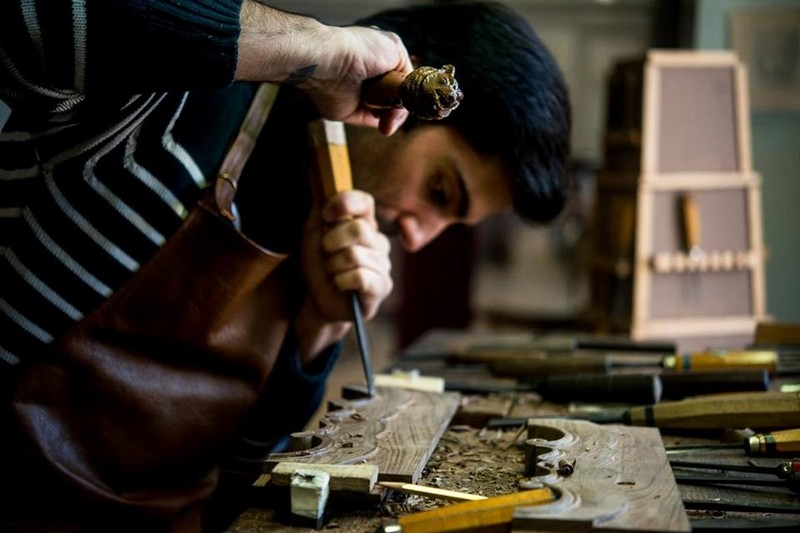 CovetED's Exclusive Interview With Miguel Alonso, Master Artisan at FRESS