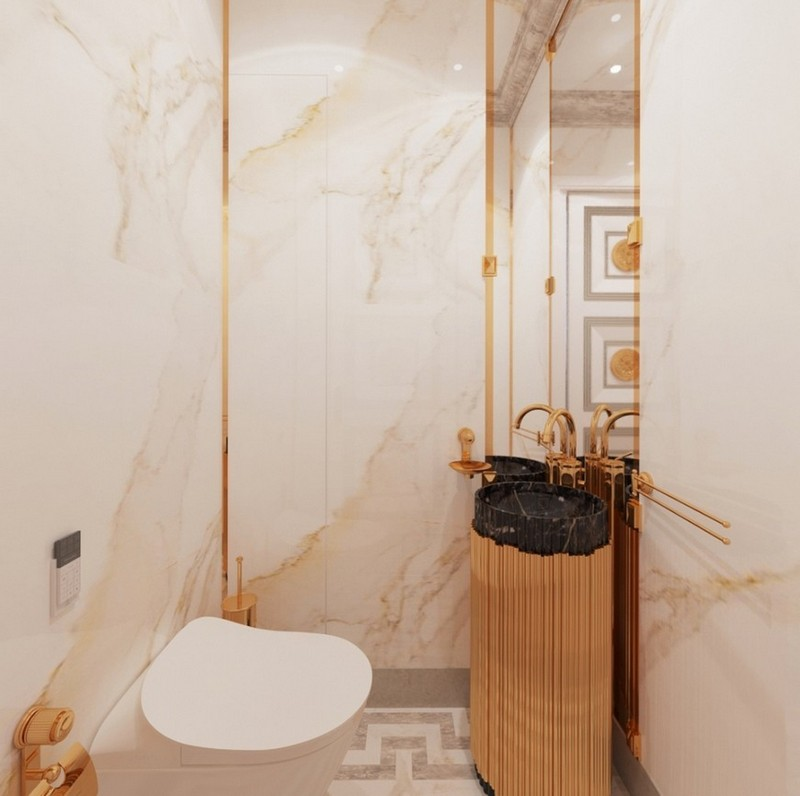 Discover 5 Modern Bathroom Design To Elevate Your Decor
