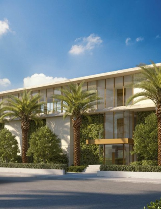 Let's discover Antonio Citterio's first condo project in the USA