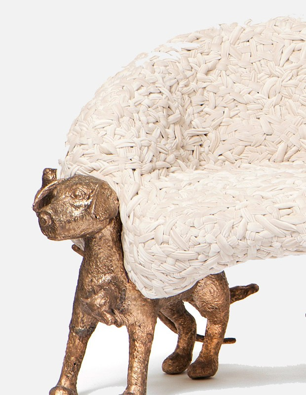 This Campana Brothers' bronze collection is inspired by Noah's Ark