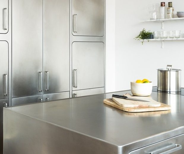 Learn more about how to give an Industrial Style to your Kitchen