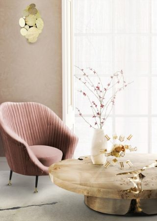 Coral Living Rooms: How to give a new life to your home decor