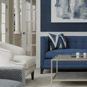 Indigo Blue can look Stunning in yout Living Room: See How!