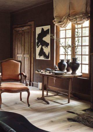 Inside the Belgian Retreat by Axel Vervoordt and Eddy Dankers