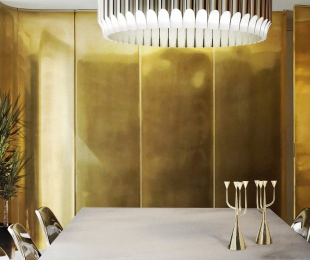 5 Lovely Lamps that will give a Luxury Touch to the Dining Room Decor