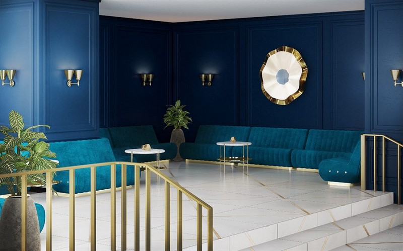 Indigo Blue Is One Of The Biggest Colour Trends of 2019