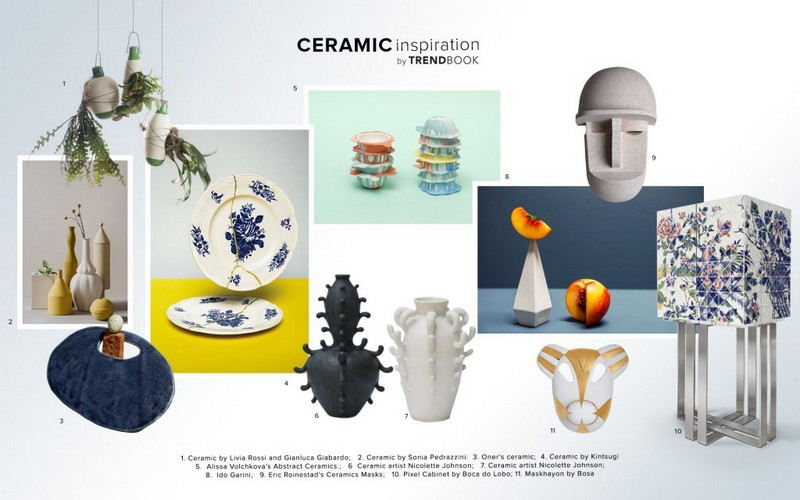Interior Design Trends: How To Add Ceramics Into Your Decor