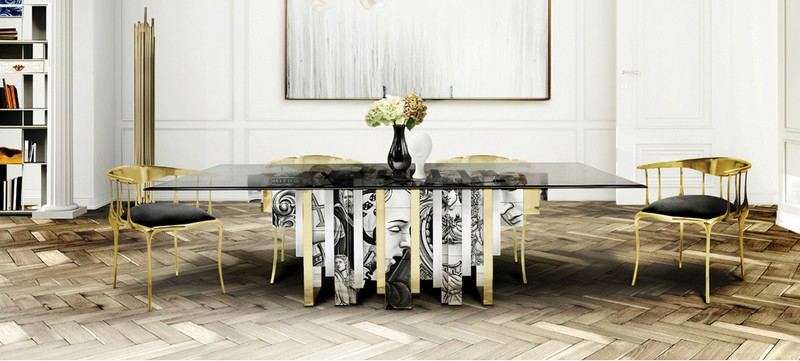 Top Pieces For The Perfect Dining Room Decor