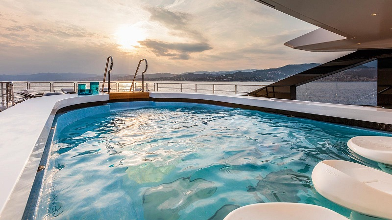 superyacht swimming pools 11 Mesmerizing Superyacht Swimming Pools That You'll Fall In Love 11 Amazing Superyacht Pools That Will Dazzle You 10