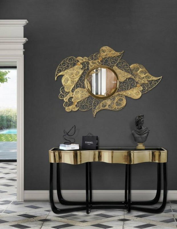 Bathroom Inspirations 5 Incredible Mirrors to Enhance your Decor_6
