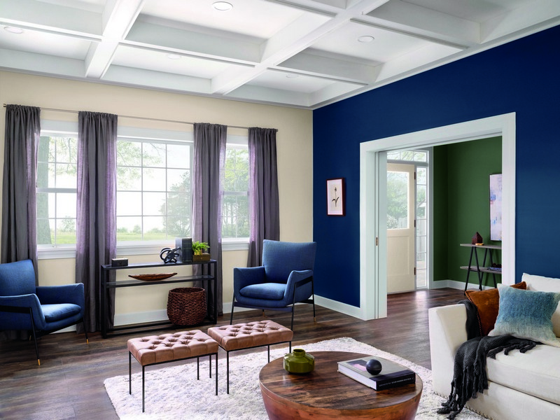 Discover The 2020 Colour Trends by Sherwin-Williams