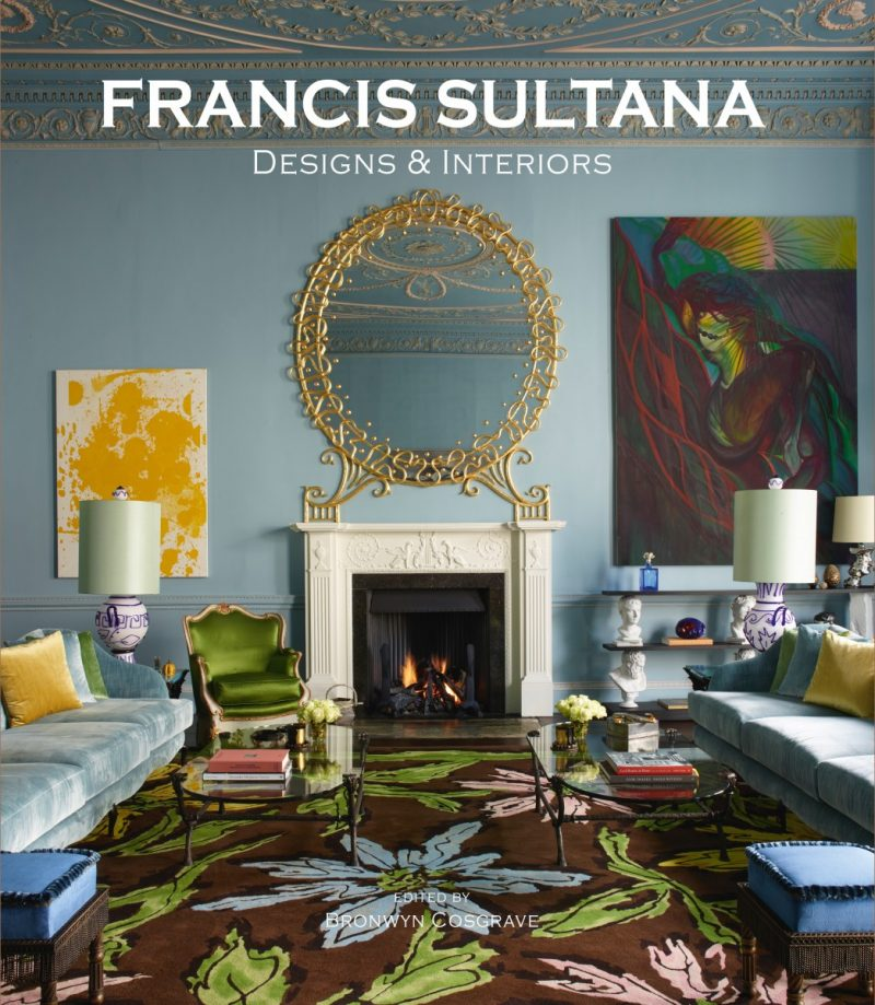 'Francis Sultana: Designs & Interiors' Is The Book You Need To Know About