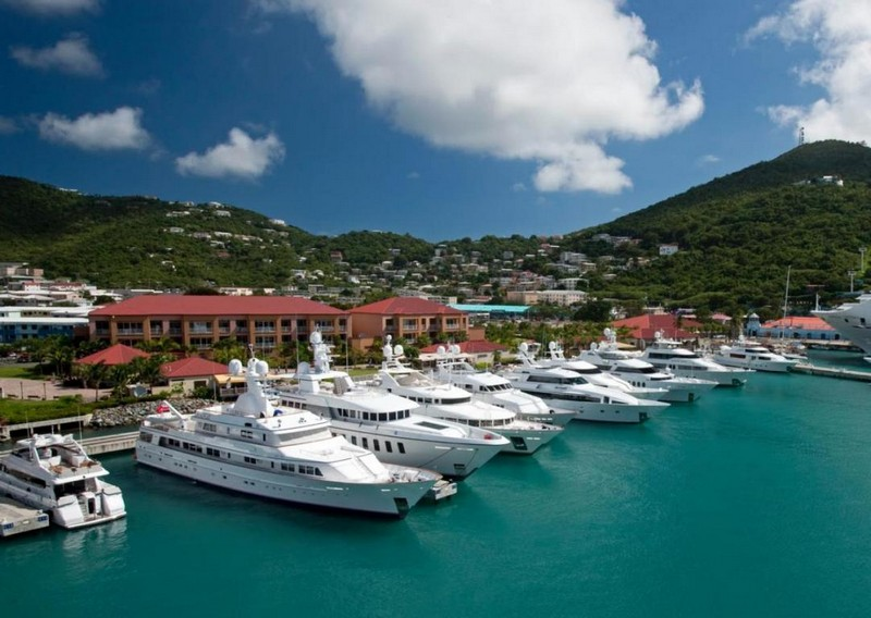 Top 10 Luxury Superyacht Marinas Around The Globe