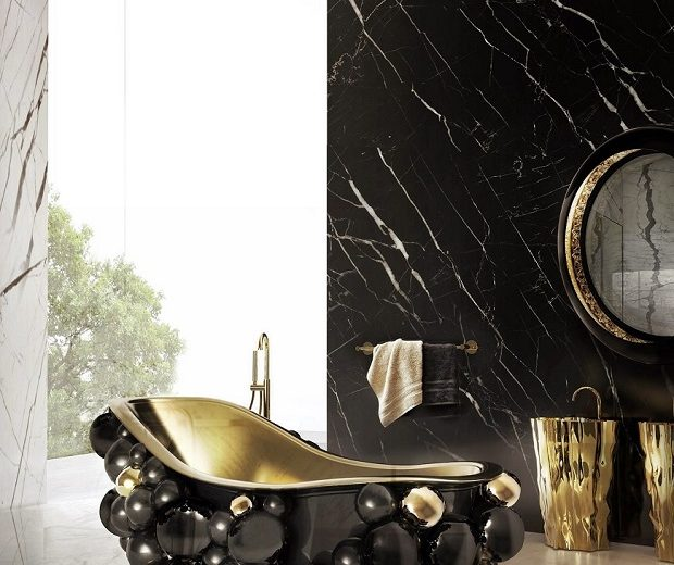 5 Luxury Bathroom Decor Ideas You Will Need For 2020 Covet Edition