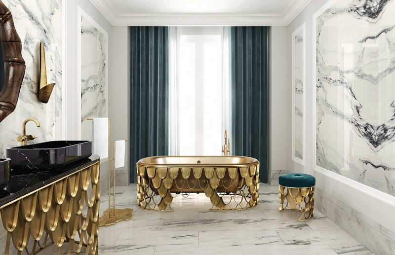 6 Luxury Bathroom Decor Ideas You Will Need For 2020 8