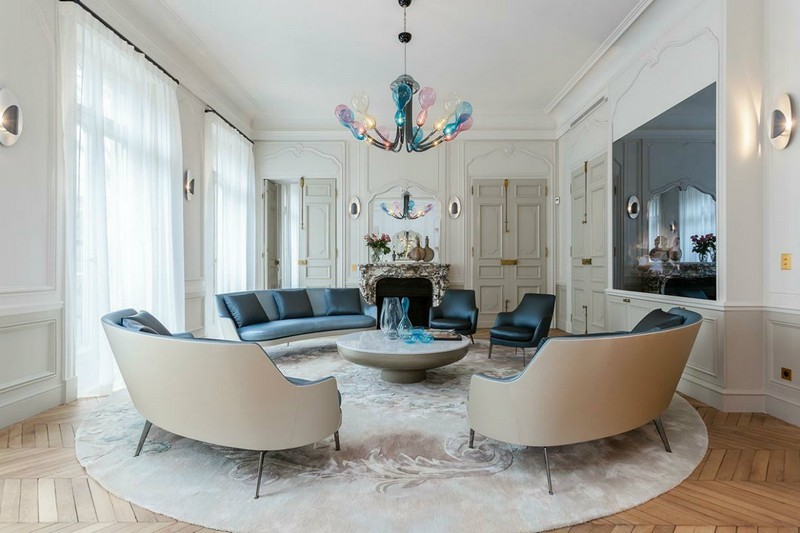 Gérard Faivre Is A Legend of French Interior Design