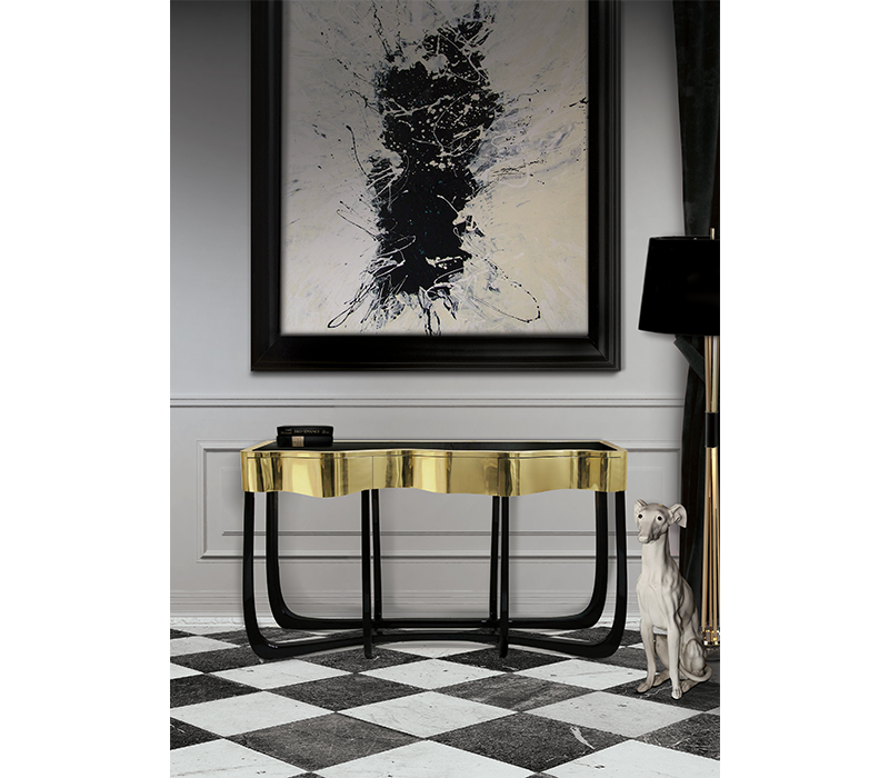 Interior Design Tips How To Choose The Perfect Modern Console Table 0