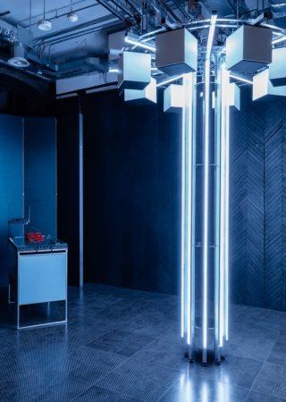 Check out Tom Dixon's Headquarters for the London Design Festival
