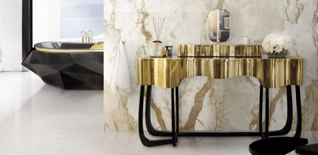 Discover Some Amazing Dressing Tables for your Luxury Bathroom