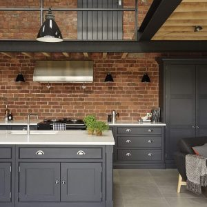 Industrial Suspension Lamps To Renovate Your Kitchen 0