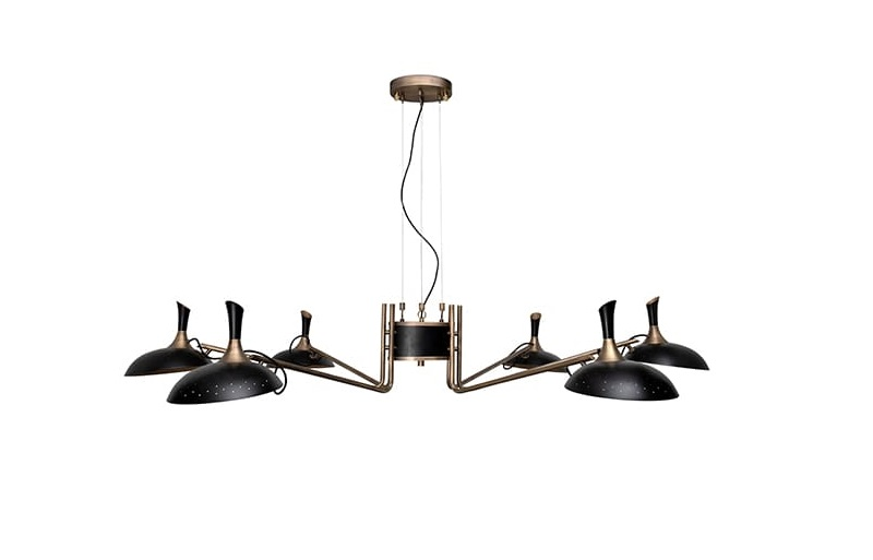 Industrial Suspension Lamps To Renovate Your Kitchen 1