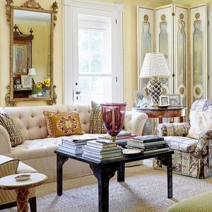 Inside the Lovely home of Interior Designer Bunny Williams