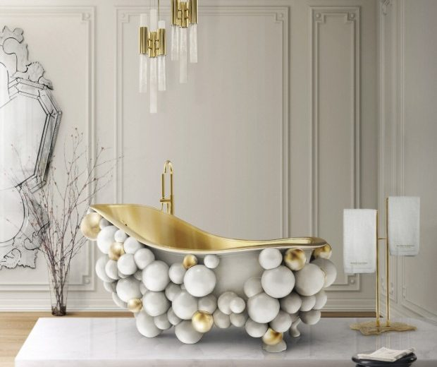 Renovate your Luxury Bathroom Lighting with these pieces