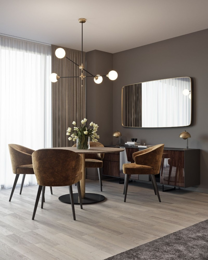 See some Fine Dining Room Chairs for your Luxury Decor