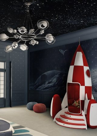 See the Best Lighting Options for a Kid's Bedroom