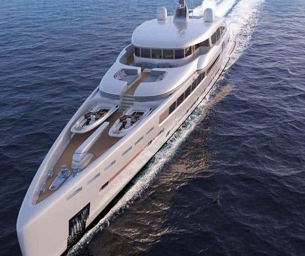 Smart Yacht Concept Sangi from Royal Huisman 1