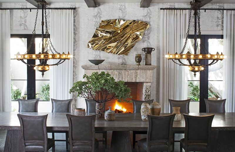 Sophisticated Interior Design Projects by Jeff Andrews 1