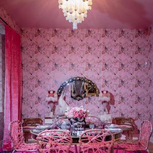 The Dreamy Holiday House Soho by Sasha Bikoff