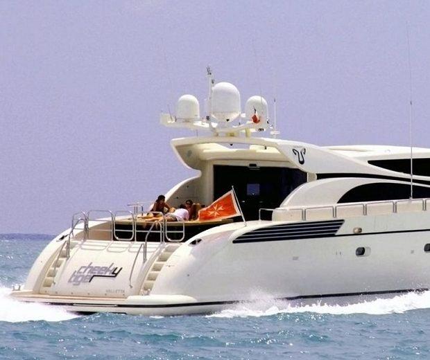 Yacht Company Y.Co Presents Cheeky Tiger 0
