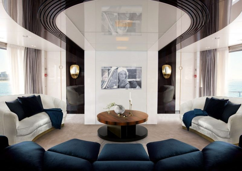 Yacht Interiors: Discover Some Bespoke Pieces For Your Decor