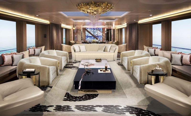 Yacht Interiors Discover Some Bespoke Pieces For Your Decor