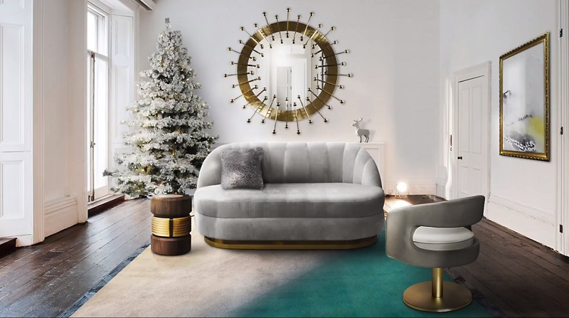 Christmas Living Room Decoration Ideas 2