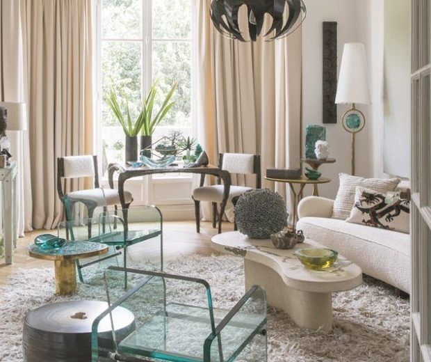 Discover the Style of Iconic Designer Chahan Minassian