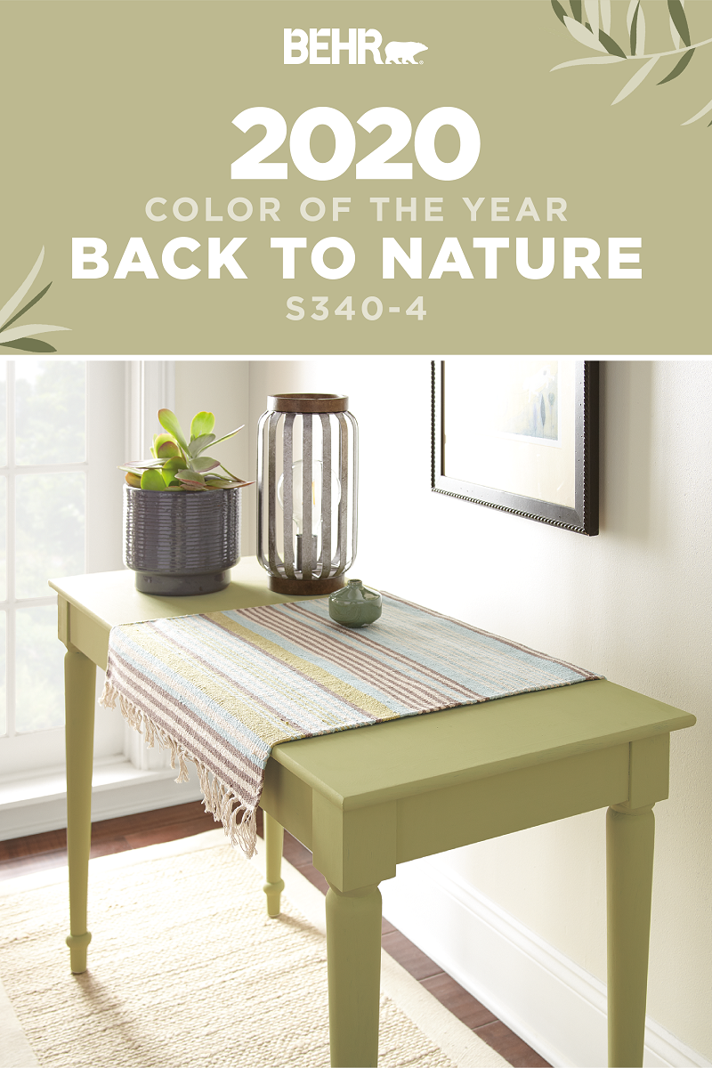 Go Back To Nature In Your Modern Living Room 1
