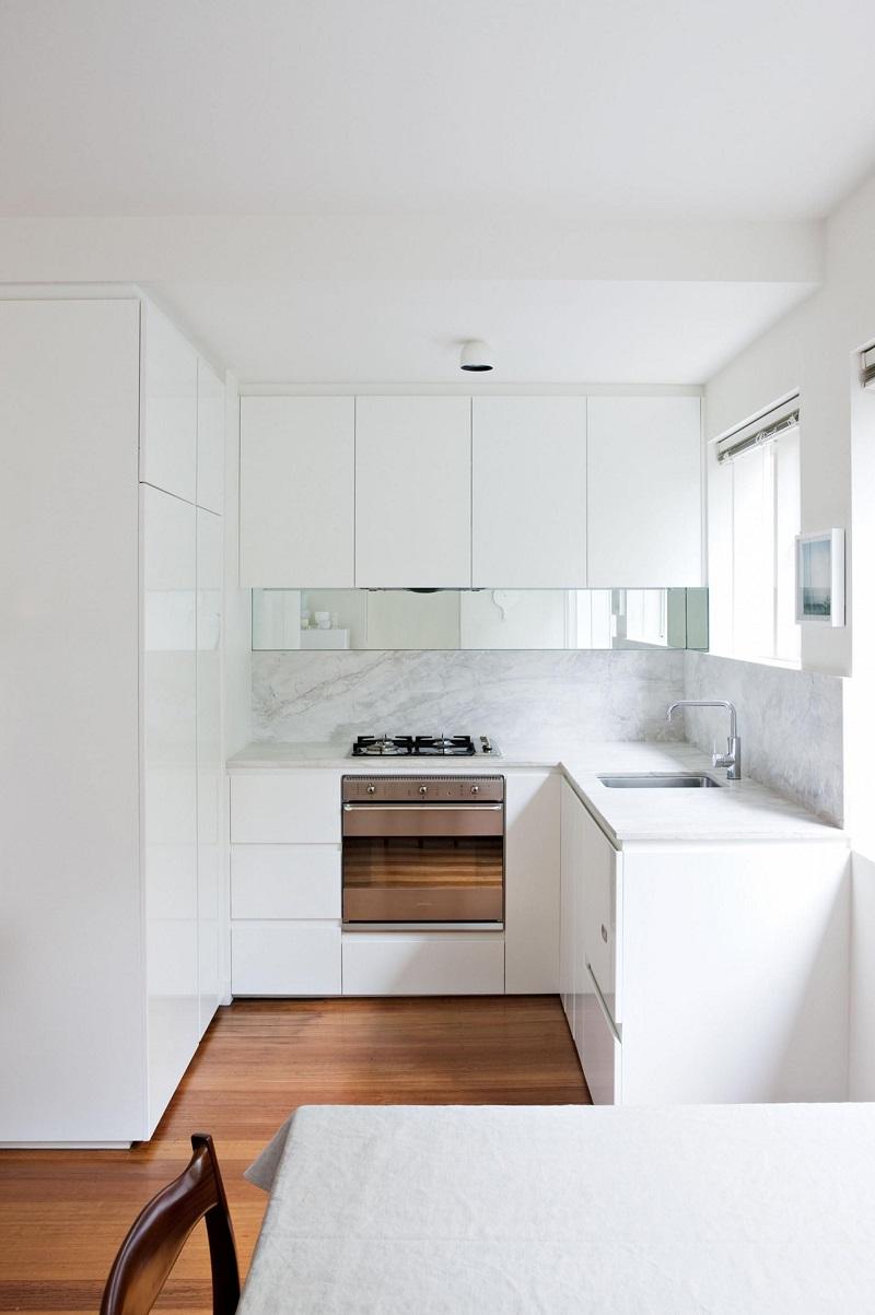 Modern White Kitchen Decor Ideas for 200 20   Covet Edition