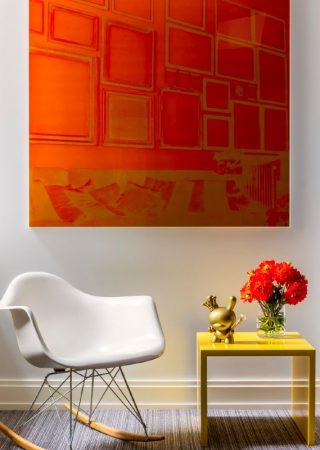 The Colorful Upper East Side Duplex by Halpern Design