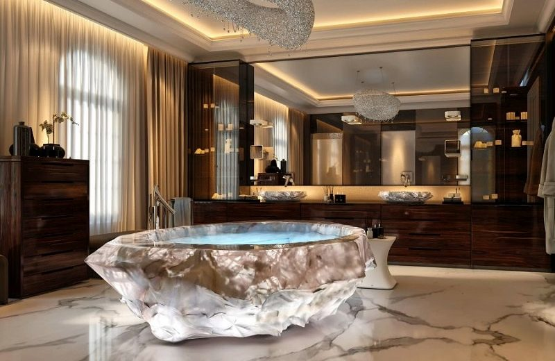 The Most Expensive Bathtubs For Luxury Bathrooms 3 Covet Edition