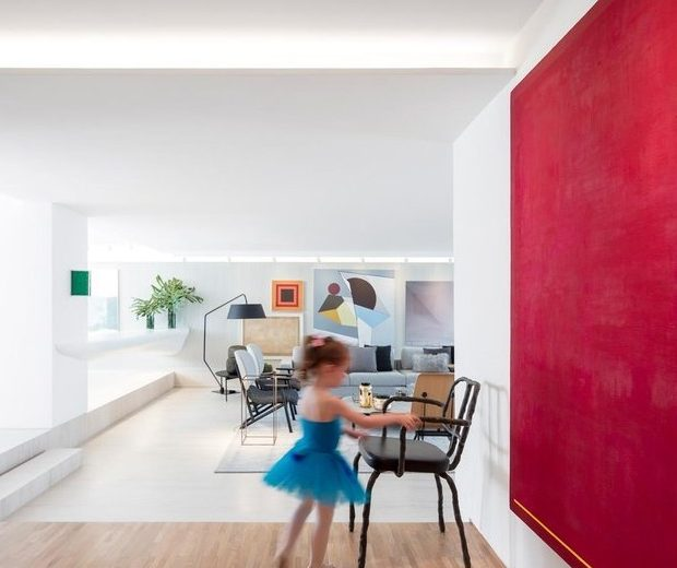 A Colourful Apartment From Fernanda Marques 2 - Copy