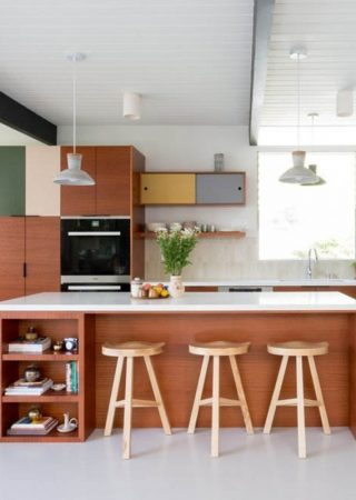 Discover the Mid-century Modern Style for the Kitchen!