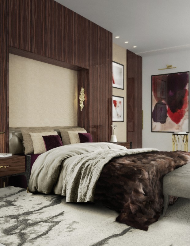 See 5 of the Best Colour Palettes to have in the Bedroom!
