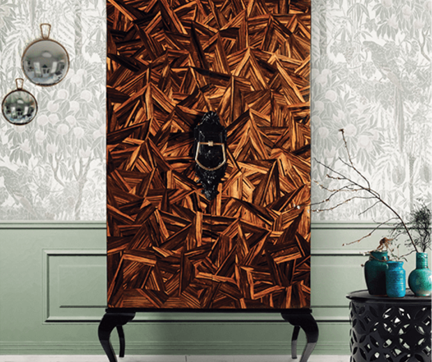 These Cabinets Will Revamp your Luxury Living Room!