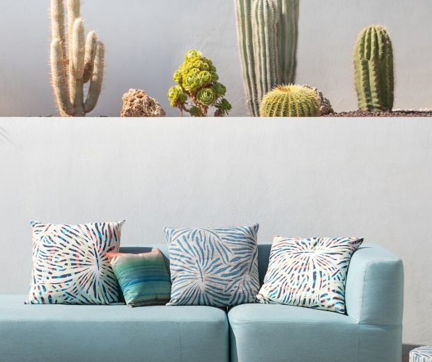 Art, Nature and Textures from Missoni Home at Maison et Objet 2020!