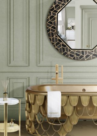 Revamp Your Luxury Bathroom with these Unique Bathtubs!