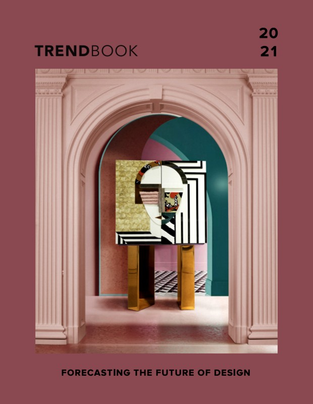 See The Best Interior Design Trends In The Incredible TRENDBOOK 2021