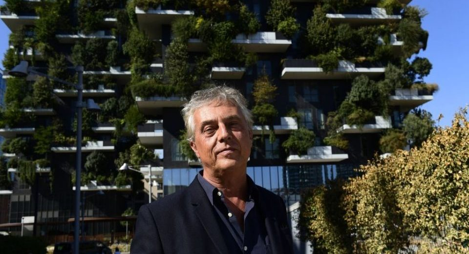 Stefano Boeri's Architecture Projects Presents An Eco-Friendly Design